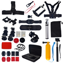 T.Face Action Cam Accessories for AS200V X3000 AS100V AS10 AS20 ION Air Pro Gopro 5 SJCAM Action Camera(China)