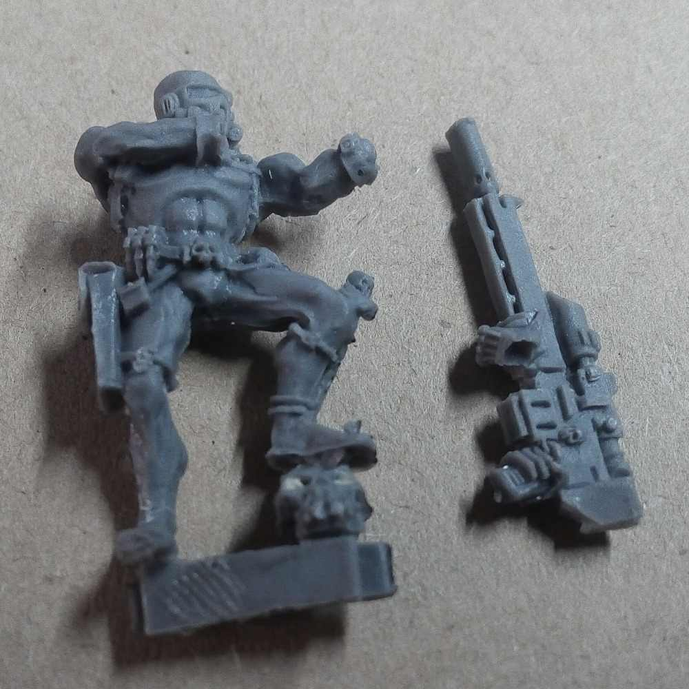 Старый Vindicare Assassin (2)