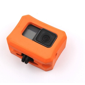 Image 5 - EVA Protective Case For Gopro Hero 7/6/5  Water Floaty Action Sport Camera Accessories Float for Swiming High Quality