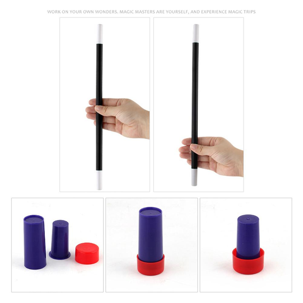 Kids Creative Magic Props Box Suit Interactive Stage Magic Trick Toys as Xmas Gifts in Magic Tricks from Toys Hobbies