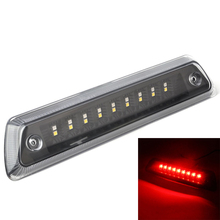 34,5*7,1 см серый 3rd тормозной фонарь лампа светодиодный стоп-сигнал для 2009- Ford F150 пикап