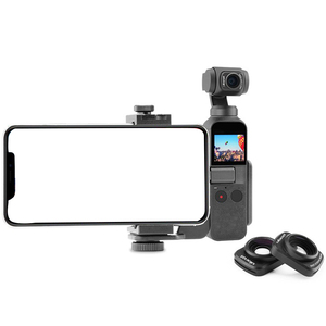 Image 4 - Ulanzi Op 5 Large Wide Angle Lens For Osmo Pocket,Professional Hd Magnetic Structure Lens Osmo Pocket Accessories