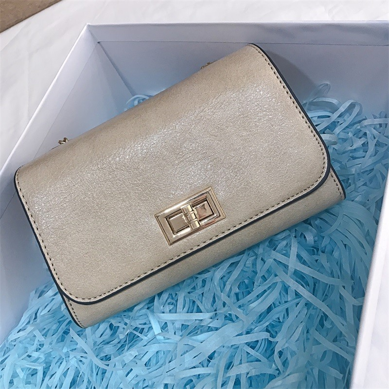 Women Bags Chain Messenger-Bag Casual Handbag Female Designer Fashion-Brand Pu Popular