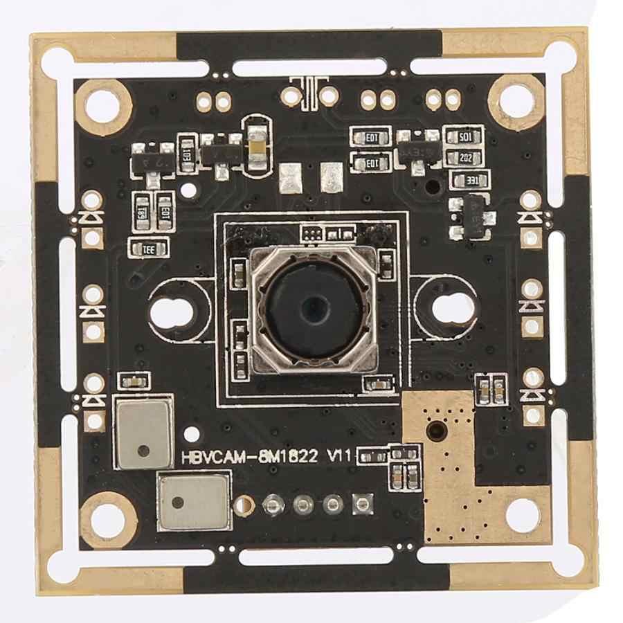 8 مليون بكسل 70 درجة واسعة زاوية عدسة وحدة كاميرا بمنفذ USB مع IMX179 رقاقة أداة جديد