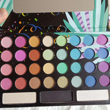 d562d8132f8 35-Colors Eyeshadow Pallette Shimmer Eye Shadow Palette Beauty Makeup TAKE  ME BACK