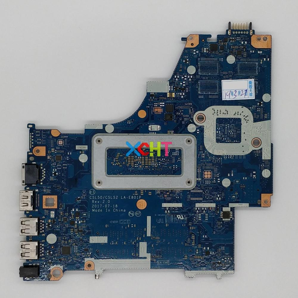 Image 2 - 924751 601 924751 001 LA E801P UMA w i5 7200U CPU for HP Laptop 15 BS Series 15T BR000 NoteBook PC Motherboard Mainboard-in Laptop Motherboard from Computer & Office