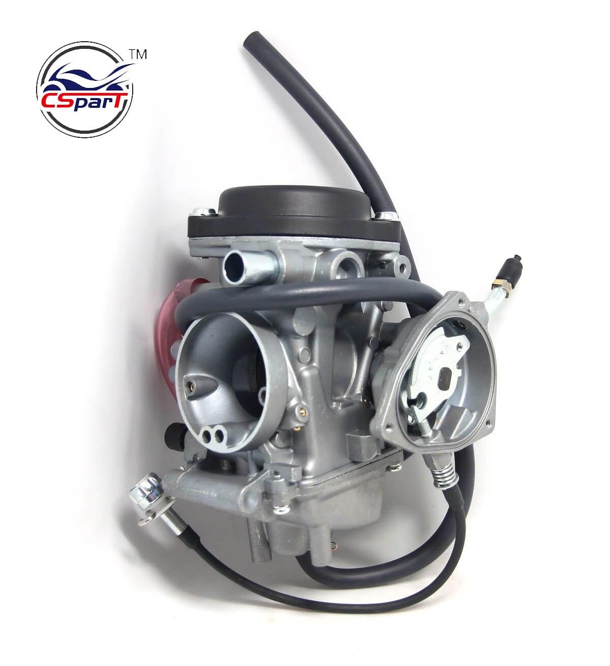 PD33 HISUN 500 500CC ATV QUAD carburateur ASSY HISUN ATV pièces 16100-F12-1000