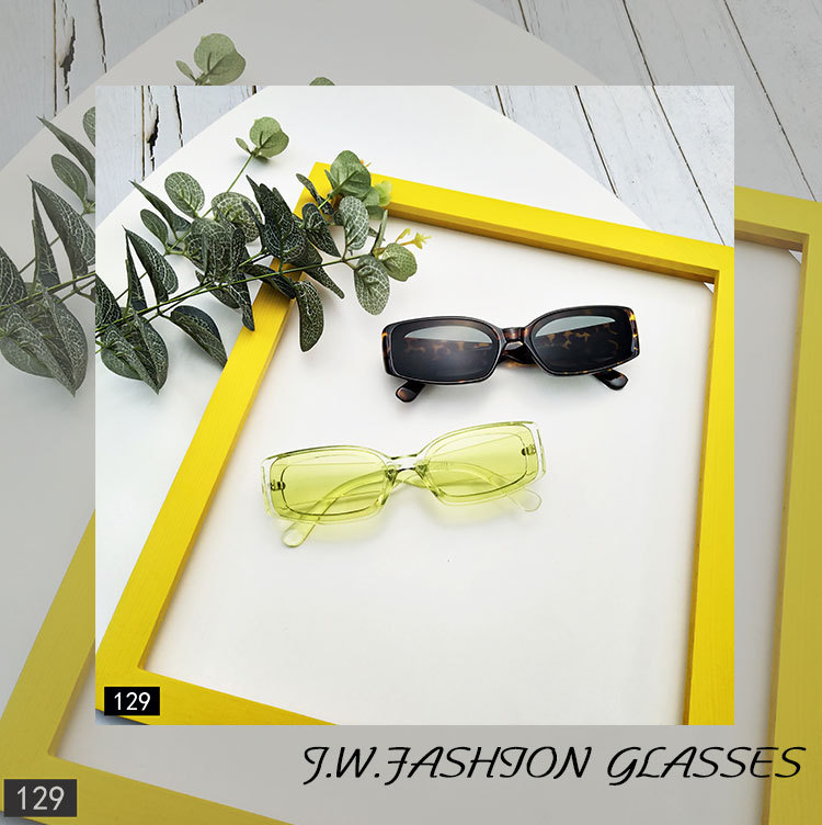 Lady Gaga Trendy women Vinatge Personality Fashion Transparent colorful men Retro Jelly Color Designer Square Sunglasses in Hiking Eyewears from Sports Entertainment
