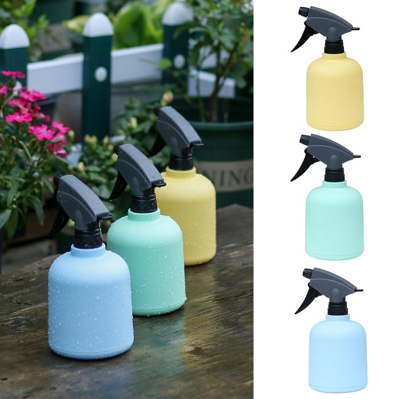 High Quality Candy Color Small Watering Sprinkler Spray Bottle Fashion Watering Can Meaty Watering Pot Beauty Salon Sprayer in Sprayers from Home Garden