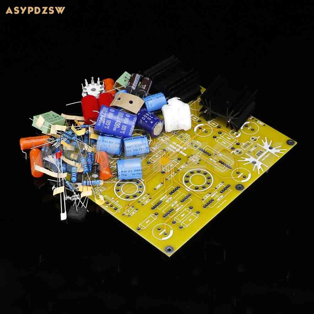 PRT07B 12AX7 Tube préamplificateur bricolage Base PCB sur Marantz 7 (M7) circuit (pas de tube)