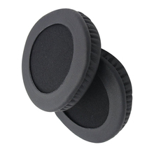 hot deal buy new replacement earpads ear pads cushions for ath-ws99 ath-ws70 ath-ws77 sony mdr-v55 cushions headphones black