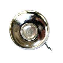 Accesorio clásico de bicicleta Retro timbre alarma manillar de Metal Mini Vintage ciclismo cuerno 52mm