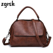 купить PU Leather Women Bag Womens Large Capacity Handbags Designer Famous Brand Messenger Bag For Women Sac Main Ladies Hand Bags по цене 1216.97 рублей