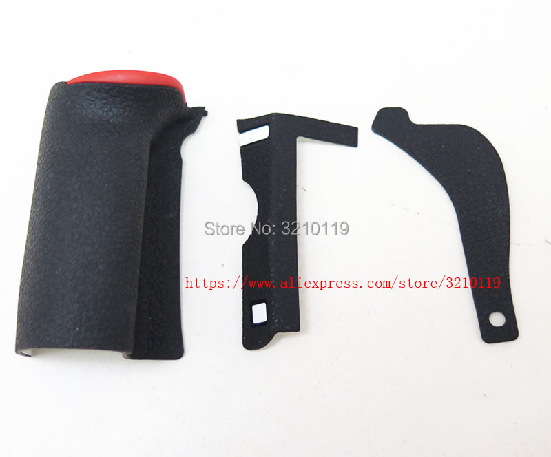 Free Shipping New Original Body Rubber ( Grip + Left Side + Thumb) Repair Parts For Nikon D750 SLR Digital Camera