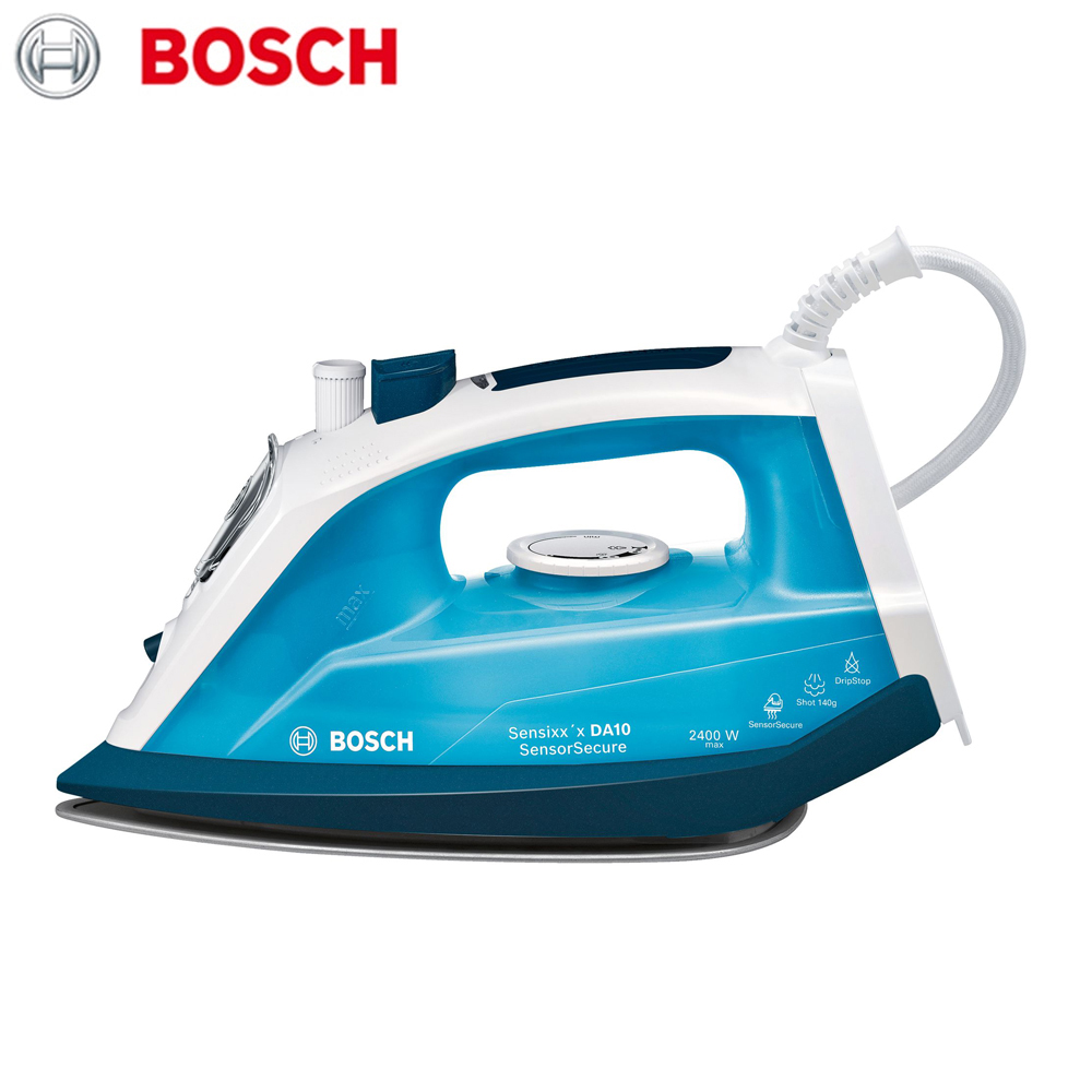 лучшая цена Electric Irons Bosch TDA1024210  household appliances laundry steam iron ironing clothes