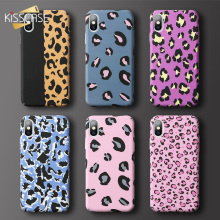 Get more info on the KISSCASE Hard Leopard Mobile Phone Case For iPhone X XR XS MAX Fundas Capa Case For iPhone 8 7 6 6s Plus 5 5s SE Covers Coque