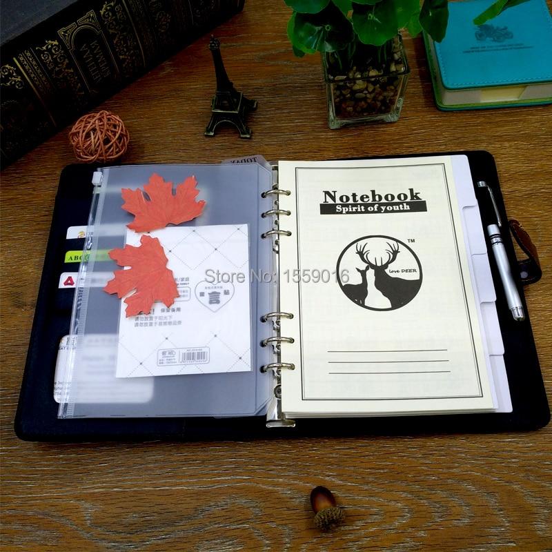 Great Source Diary 2019 Planerare A5 Notebook Ring Binder Agenda med - Block och anteckningsböcker - Foto 6