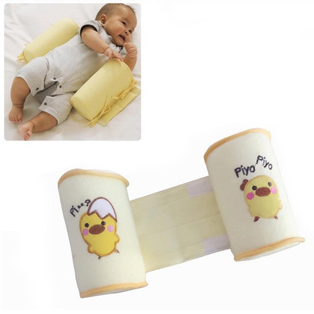 Cute Carton Baby Bed Bumper Anti Rollover Memory Foam Crib