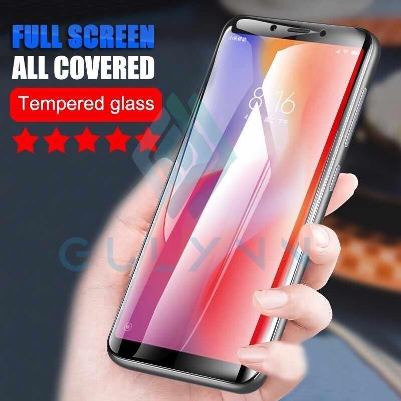 Полное покрытие из закаленного стекла для Xiaomi Redmi K20 7 7A 4X 5A 5 6 6A Pro Plus Note 7 5 6 Pro Защитная пленка для экрана 9H