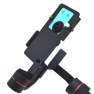 Image 5 - Mount Plate Adapter For Similarly Sized Sports Camera Smartphone Handheld Gimbal Stabilizer Accessories
