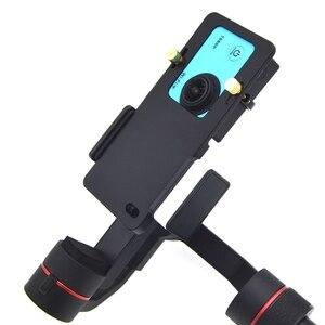 Image 5 - Piastra di montaggio Adattatore Per Macchina Fotografica di Sport di Dimensioni Smartphone Handheld Gimbal Stabilizzatore Allo Stesso Modo Accessori