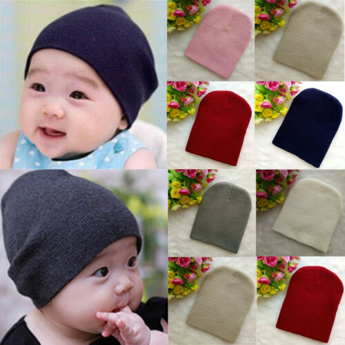 29c24244f US $0.77 23% OFF|Aliexpress.com : Buy Winter/Autumn 4Months 4Years Kids  Baby Cotton Beanie Soft Girl Boy Unisex Knit Hat Toddler Infant Kid Cap  Soft ...