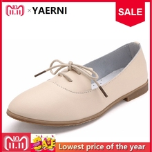 b0ae01a02536 YAERNI-New-Casual-Ballet-Shoes-Woman-Soft-Genuine-Leather-Women-s-Loafers-Lace-Up-Woman-Flats.jpg 220x220.jpg