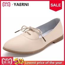 32f36e4299792b YAERNI-New-Casual-Ballet-Shoes-Woman-Soft-Genuine-Leather-Women -s-Loafers-Lace-Up-Woman-Flats.jpg 220x220.jpg