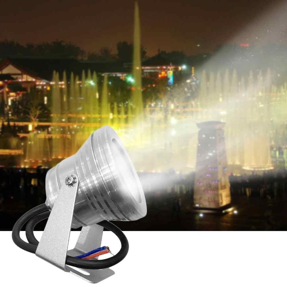 Профессиональный Подводный СВЕТОДИОДНЫЙ прожектор, моющийся свет для бассейна, точечная лампа для воды, подводный свет, наружное освещение