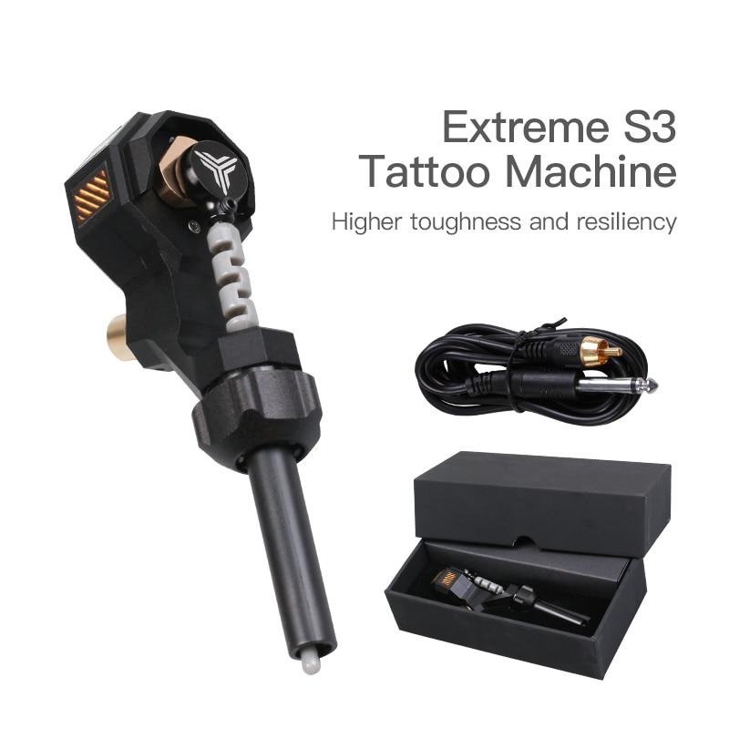 Tattoo Rotary Machine Direct Drive Motor Tattoo Guns RCA Cord For Tattoo Supply