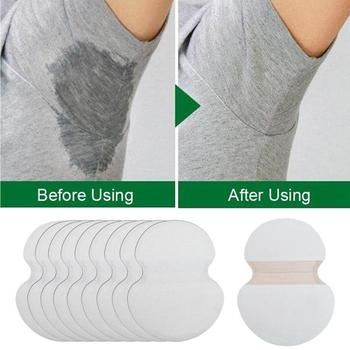 10/30/50pcs Summer Armpit Sweat Pads Underarm Deodorants Stickers Disposable Anti Perspiration Patch