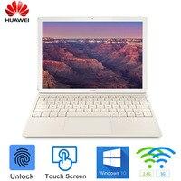 HUAWEI MateBook E BL W09 2 in 1 Tablet PC 12 inch Windows 10 OS Dual WiFi 2.4GHz 5.0GHz Intel Core M3 7Y30 4GB 128GB Laptops