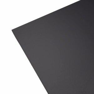 Image 4 - 1個黒耐久性のあるabsスチレンプラスチックフラットシートプレート1ミリメートル × 200ミリメートル × 300ミリメートル工業用部品