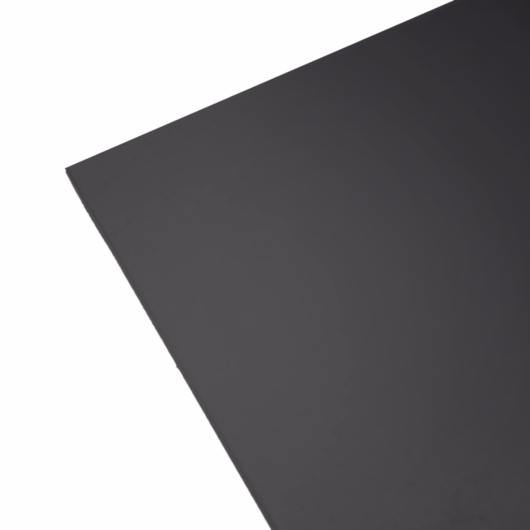 Image 4 - 1pcs Black Durable ABS Styrene Plastic Flat Sheet Plate 1mm x 200mm x 300mm for Industrial Components-in Tool Parts from Tools