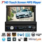 7inch HD Touch Screen Car Stereo MP5 Player RDS FM AM Radio Bluetooth USB AUX Head Unit With Steering Wheel Learning Function