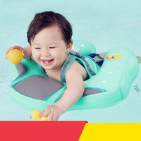 Baby Swimming Ring Cycle Inflatable Infant Armpit Floating Kids Swim Pool Accessories Circle Bathing For Enfant Care Newborn