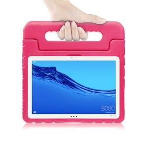 Image 5 - Capa de silicone para huawei mediapad m5 lite 10 10.1, capa de celular para tablet de criança, pc, AGS2 L09 AGS2 W09 DL AL09 w09 em eva capas