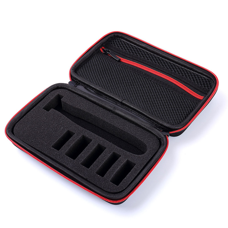 Mayitr Portable Trimmer Shaver Storage Hard Box Case Travel Bag  Cover Zipper Pouch Carrying Case