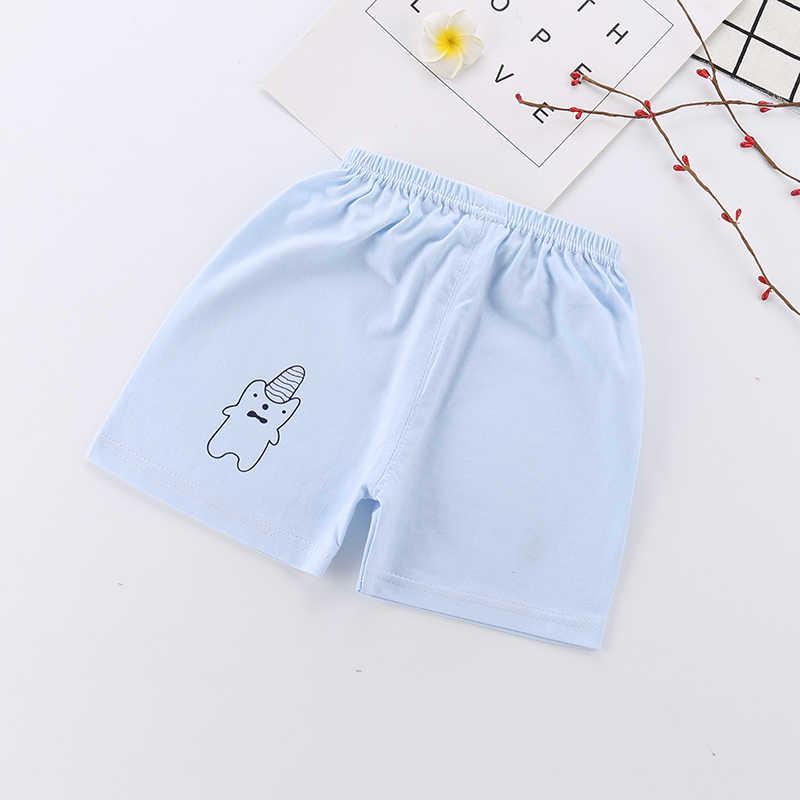 Dla dzieci chłopcy spodenki lato 2019 dziewczyny bawełna PP szorty dla chłopców dziewczyny dzieci Harem spodnie maluch krótkie spodnie odzież dla dzieci
