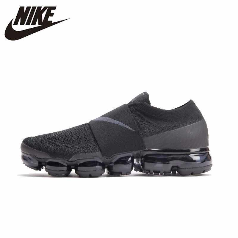 cdb94c556b6f NIKE Air VaporMax Moc Original Running Shoes Mesh Breathable Comfortable  non-slip Sneakers For Men