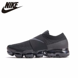 NIKE Air VaporMax Moc Original Running Shoes Mesh Breathable Comfortable non-slip Sneakers For Men#AH3397-004