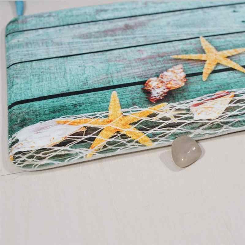 1 предмет пены памяти коврик Нескользящие прочные практические воды-Впитывающий Коврик Ковер Спальня коврик для Гостиная Кухня Ванная комната