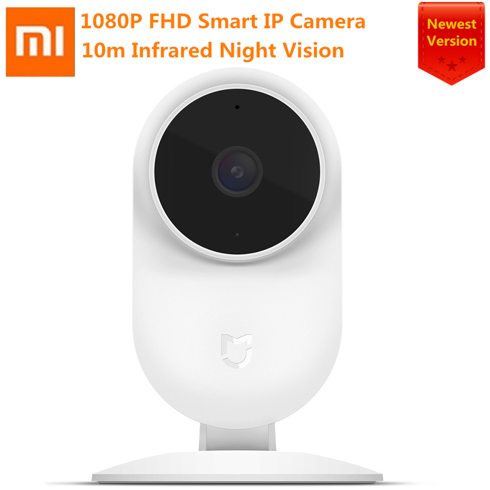 Xiaomi Mijia 1080P Smart IP Camera WiFi Partition FOV AI Detection Night Vision