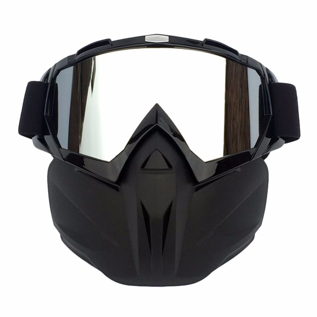 7d5b463eeb Men Women Ski Snowboard Face Mask Snowmobile Goggles Snow Winter Windproof Skiing  Glasses Motocross Sunglasses