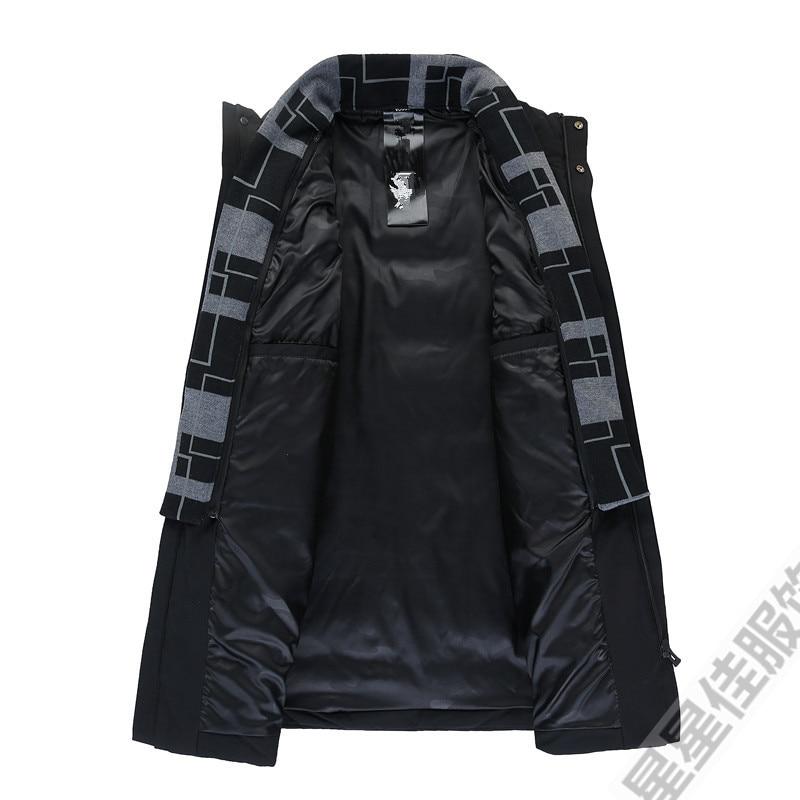 Coton Rembourré black Vers Bas Green S 9xl Vêtement Parkas Chaud Pardessus Hommes Le Manteaux Hiver 8xl Big Épaississent Army Vestes 10xl Casual Doudounes Et IzvxgCv