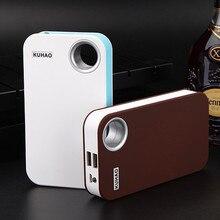 Hot Sale Good Quality  5V 2A Power Bank Case Kit 5X 18650 Ba