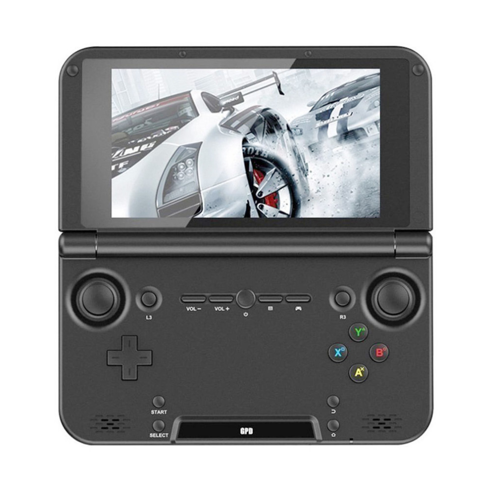 Portable XD PLUS 5 Inch Game Player Gamepad 4 GB MT8176 + PowerVR 2.1 GHZ Handheld Game Console Support For PSP/PSI/FC/PC Games