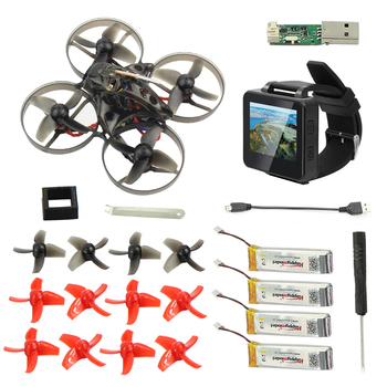 Mini Mobula 7 75mm BOS200RC FPV Watch Crazybee F3 Pro OSD 2S BWhoop Racing Drone Quadcopter BB2 ESC BNF Frsky Flysky