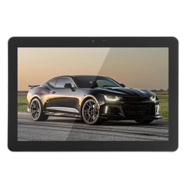 10.1Inch Quad Core 4G Android 7.0 Car Headrest Monitor BT4.0 Wireless WiFi Headrest DVD Monitor Touch Screen Audio Video Player
