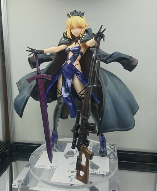 Resin Figure Kit Fate Altria Alter Swimsuit Version Garage Resin Kit